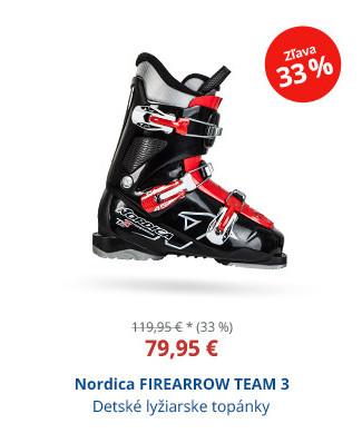Nordica FIREARROW TEAM 3