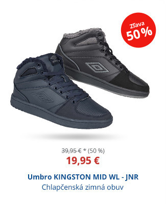 Umbro KINGSTON MID WL - JNR