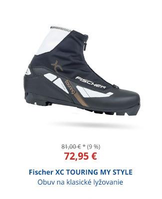Fischer XC TOURING MY STYLE