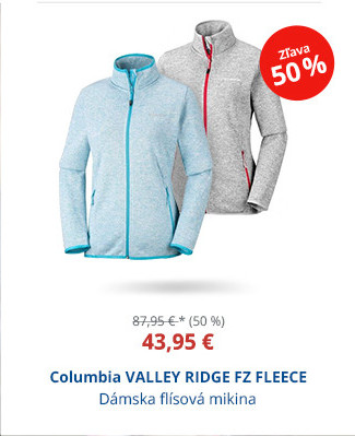 Columbia VALLEY RIDGE FZ FLEECE
