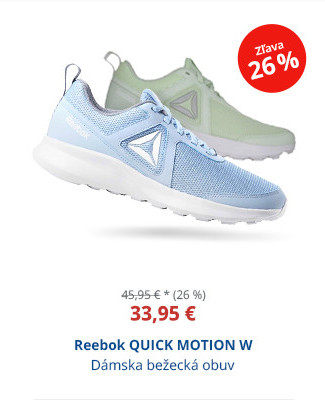 Reebok QUICK MOTION W