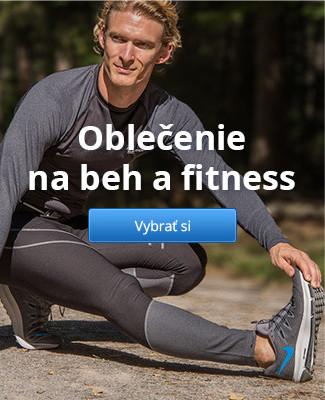 Oblečenie na beh a fitness
