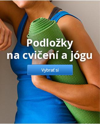 Podložky na cvičenie a jógu