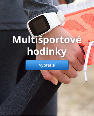 Multišportové hodinky