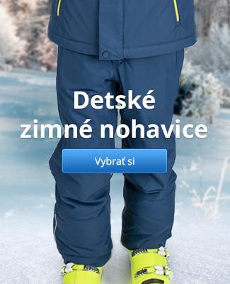 Detské zimné nohavice