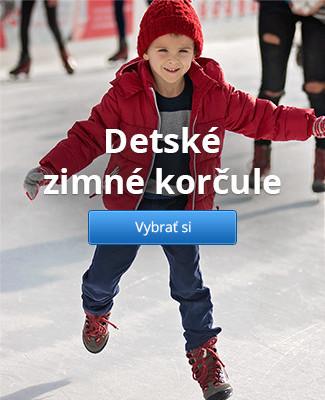 Detské zimné korčule