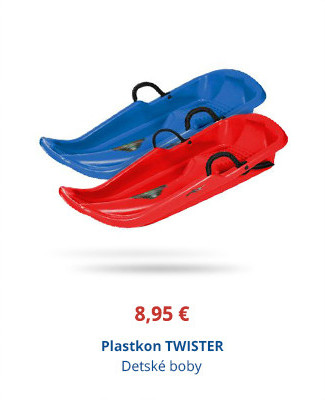 Plastkon TWISTER