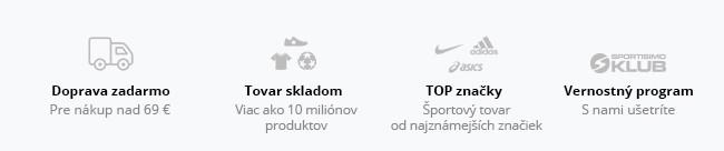 Prečo nakupovať na sportisimo.sk?