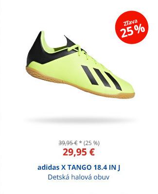 adidas X TANGO 18.4 IN J