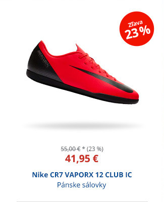 Nike CR7 VAPORX 12 CLUB IC