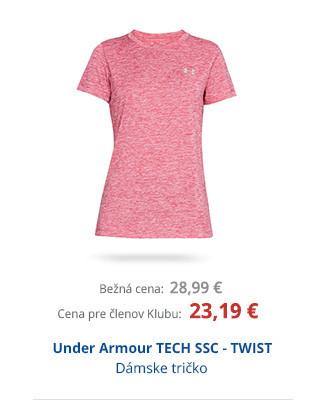 Under Armour TECH SSC - TWIST