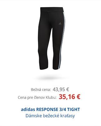 adidas RESPONSE 3/4 TIGHT