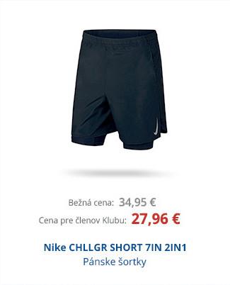 Nike CHLLGR SHORT 7IN 2IN1