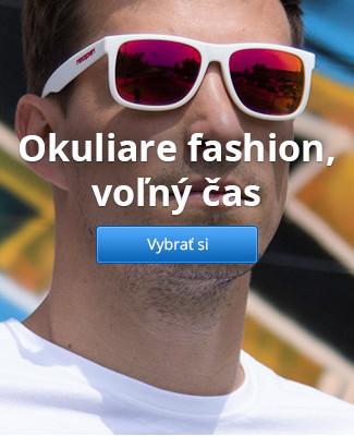 Okuliare fashion, voľný čas