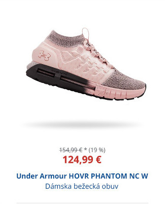 Under Armour HOVR PHANTOM NC W