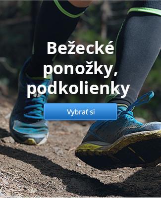 Bežecké ponožky, podkolienky