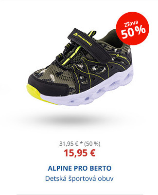 ALPINE PRO BERTO