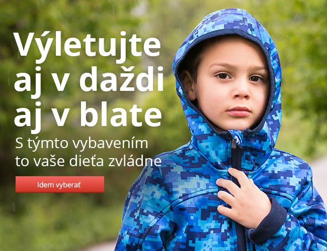 22c093e1d8089 Detské oblečenie a obuv] Vybavte svojho drobca na výlety | sportisimo.sk