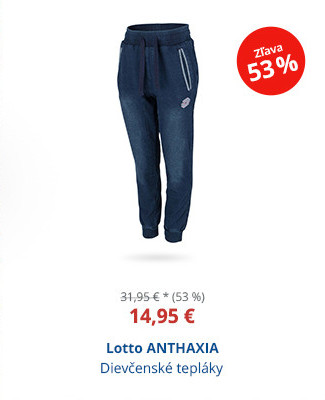 Lotto ANTHAXIA