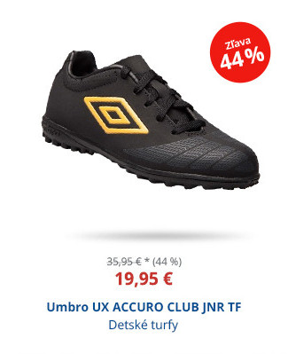 Umbro UX ACCURO CLUB JNR TF