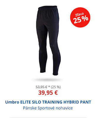 Umbro ELITE SILO TRAINING HYBRID PANT