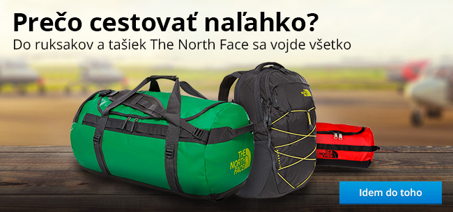 Batohy The North Face