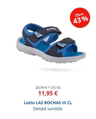 Lotto LAS ROCHAS III CL