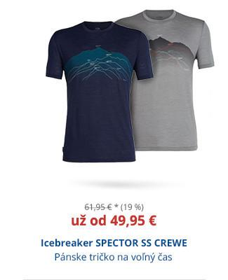 Icebreaker SPECTOR SS CREWE