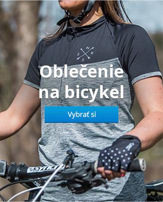 Oblečenie na bicykel
