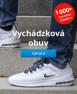 Vychádzková obuv  1000+ modelov skladom