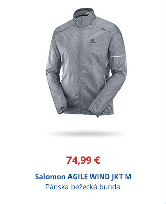 Salomon AGILE WIND JKT M