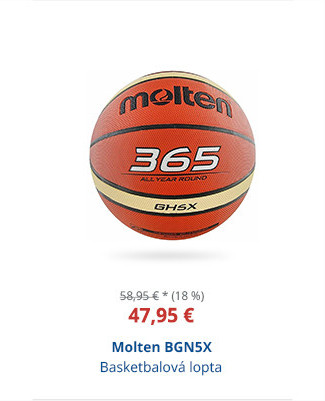 Molten BGN5X
