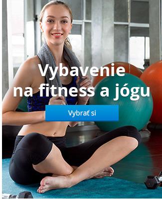 Vybavenie na fitness a jógu