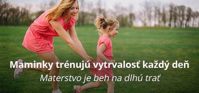 Maminky trénujú vytrvalosť každý deň
