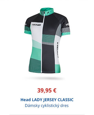 Head LADY JERSEY CLASSIC