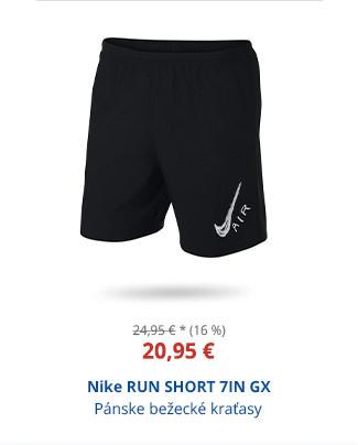 Nike RUN SHORT 7IN GX
