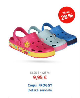 Coqui FROGGY
