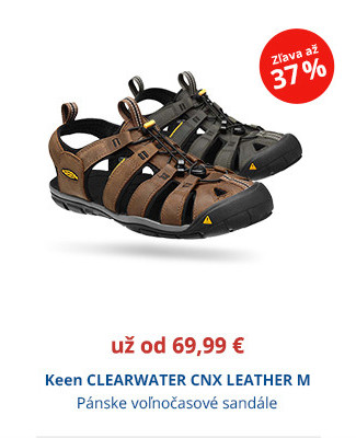 Keen CLEARWATER CNX LEATHER M