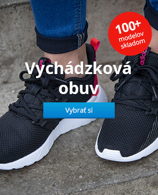 Vychádzková obuv 100+ modelov skladom