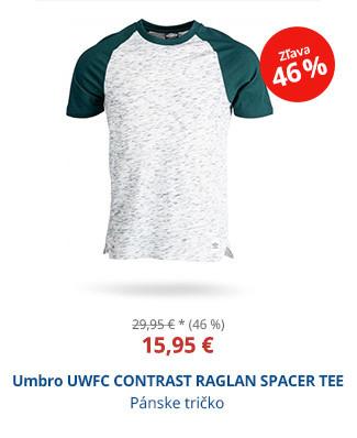Umbro UWFC CONTRAST RAGLAN SPACER TEE