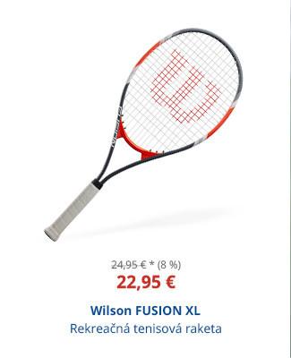 Wilson FUSION XL
