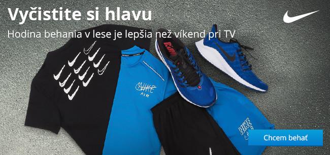 Bežecké vybavenie Nike
