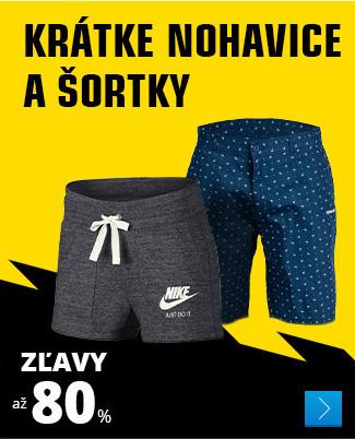Krátke nohavice a šortky