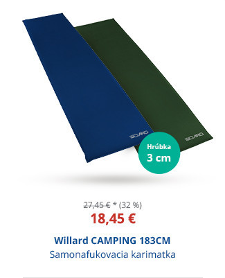 Willard CAMPING 183CM