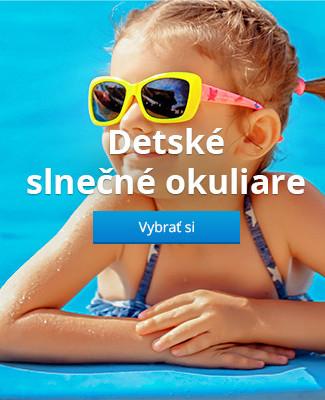Detskéslnečné okuliare