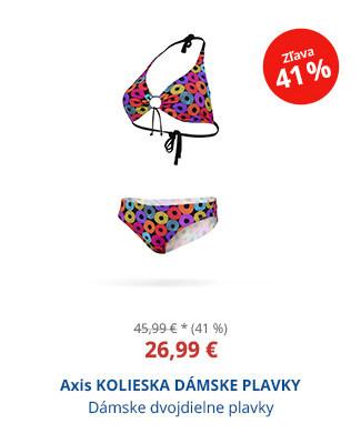 Axis KOLIESKA DÁMSKE PLAVKY