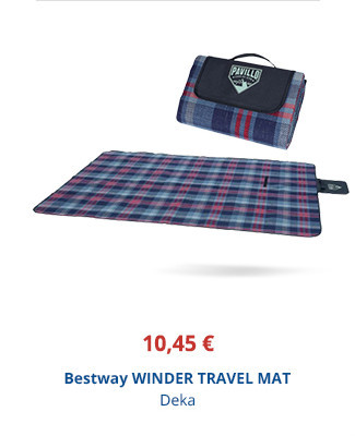 Bestway WINDER TRAVEL MAT