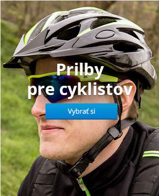 Prilby pre cyklistov
