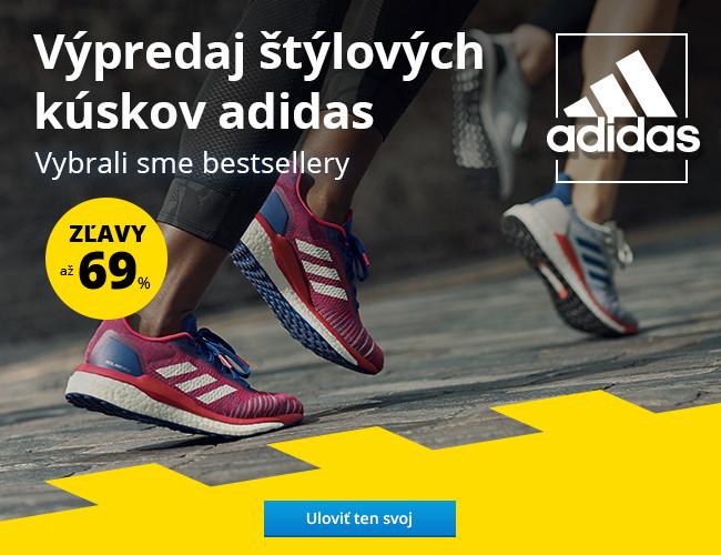 Výpredaj adidas