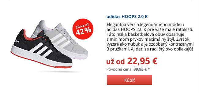 adidas HOOPS 2.0 K full banner produkt
